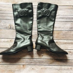 New Authentic Salvatore Ferragamo boots 6.5